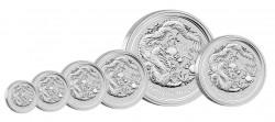 Australian Lunar Silver Bullion Coins (Perth Mint images)