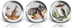 2012 Australian Outback Silver Coin Collection