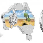 Australian Silver Coins released in August 2012